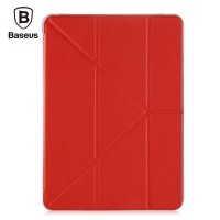 "Чехол Baseus Jane Y-Type Leather Case Red для iPad 9.7"" (2017/2018)"
