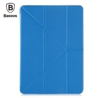 "Чехол Baseus Jane Y-Type Leather Case Blue для iPad 9.7"" (2017/2018)"