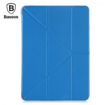 "Чехол Baseus Jane Y-Type Leather Case Blue для iPad 9.7"" (2017/2018)"