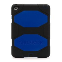 "Чехол Griffin Survivor All Terrain Case Blue для Apple iPad Pro 9.7"""