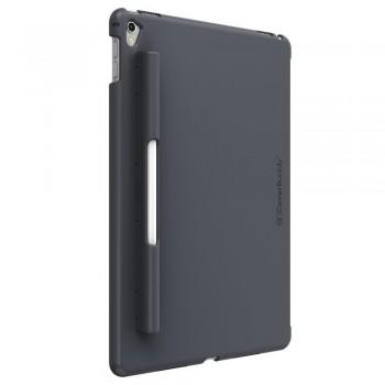 """Чехол пластиковый с держателем для стилуса SwitchEasy CoverBuddy черный для iPad Pro 2017 10.5"""""""