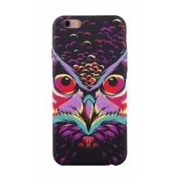 Чехол пластиковый Luxo Funky Animal 3D Case Cover Сова для iPhone 7/8