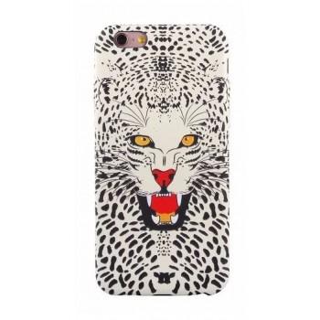 Чехол пластиковый Luxo Funky Animal 3D Case Cover Леопард для iPhone 7/8