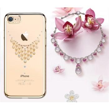 Чехол пластиковый Kingxbar Sky Necklace Series Gold для iPhone 7/8