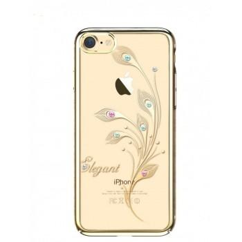 Чехол пластиковый Kingxbar Elegant Gold для iPhone 7/8