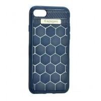 Чехол Spigen Quattro Serie Blue для iPhone 7/8