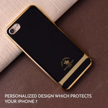 Чехол пластиковый Santa Barbara Gatsby Black для iPhone 7/8