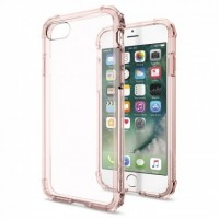 Чехол пластиковый Spigen Case Crystal Shell Rose Crystal для iPhone 7 Plus/8 Plus