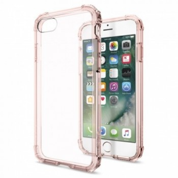 Чехол пластиковый Spigen Case Crystal Shell Rose Crystal для iPhone 7/8
