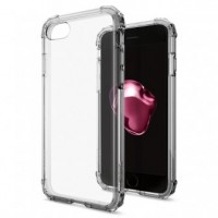 Чехол пластиковый Spigen Crystal Shell Crystal Dark для iPhone 7/8