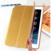 "Чехол Apple Leather Smart Case Gold для iPad 9.7"" (2017/2018)"