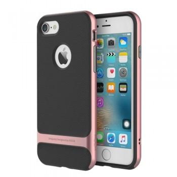 Чехол пластиковый Rock Royce Rose Gold для iPhone 7/8 Plus