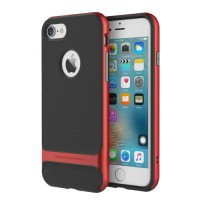 Чехол пластиковый Rock Royce Series Red для iPhone 7/8