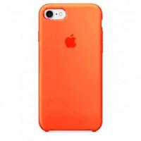 Чехол силиконовый Apple Silicone Case Orange для iPhone 7 Plus/8 Plus