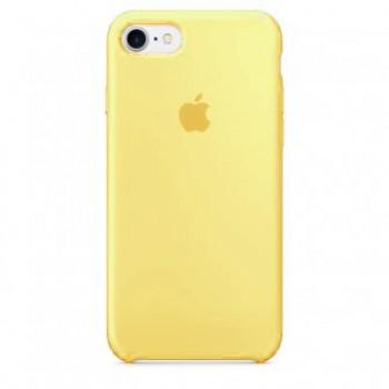 Чехол силиконовый Apple Silicone Case Pollen для iPhone 7/8