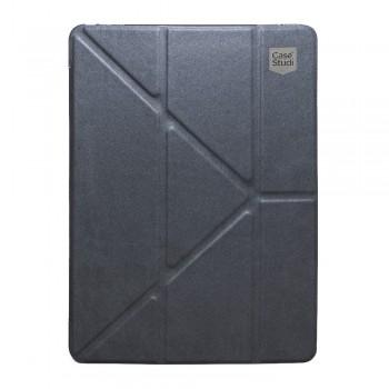 """Чехол-книжка кожаная Casestudi Folding Batoidea Grey для Apple iPad Pro 9,7"""""""