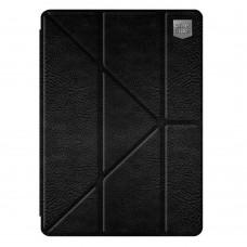 "Чехол-книжка кожаная Casestudi Folding Lychee Black для Apple iPad Pro 9,7"""