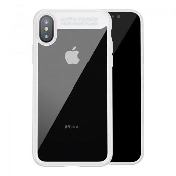 Чехол Baseus Suthin Белый для iPhone X/XS