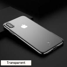 Чехол Baseus Simple Series Case Transparent for iPhone X
