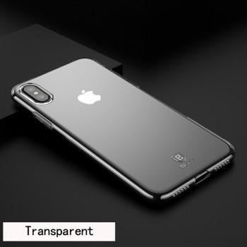 Чехол прозрачный Baseus Simple Series Case Transparent для iPhone X/XS