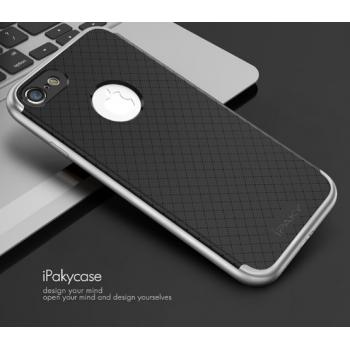 Чехол пластиковый iPaky New Hornet Series Silver для iPhone 7/8