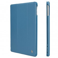 Чехол JISONCASE Ultra-Thin Smart Case для iPad 2017 Blue