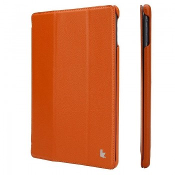 Чехол JisonCase Ultra Thin Smart Case Orange для iPad 2017