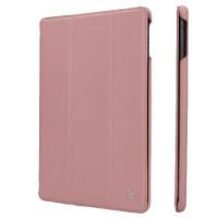 Чехол JisonCase Ultra Thin Smart Case Pink для iPad Air