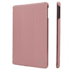 Чехол JISONCASE Ultra-Thin Smart Case для iPad 2017 Pink
