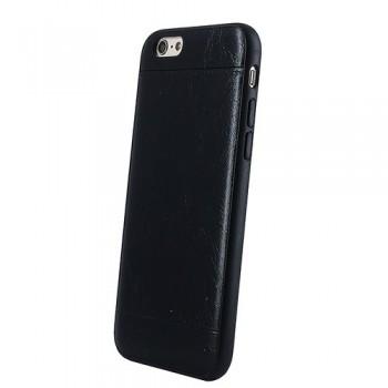 Чехол Mean Love Friendly Oil wax Black для iPhone 7/8