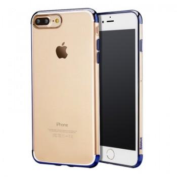 Чехол пластиковый Baseus Shining Blue для Apple iPhone 7/8