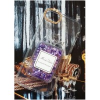 Чехол силиконовый 3D  Miss Dior Violet для iPhone 7/8