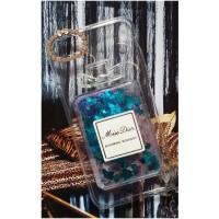 Чехол силиконовый 3D Miss Dior Blue для iPhone 7/8