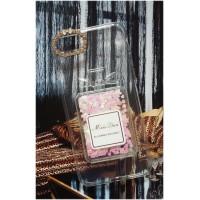 Чехол силиконовый 3D Miss Dior White для iPhone 7/8