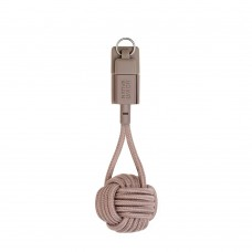 Кабель Native Union Key Lightning USB Cable 1.65 m Бежевый для Apple IPhone/IPad/IPod