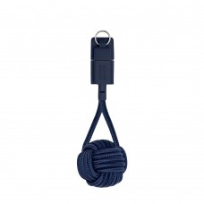 Кабель Native Union Key Lightning USB Cable 1.65 m Синий для Apple IPhone/IPad/IPod