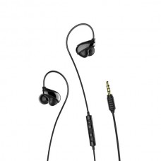 Наушники Baseus Encok Wire Earphone H05 NGH05-01 Black