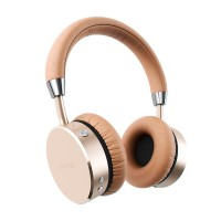 Наушники Satechi Aluminum Wireless Headphones Gold
