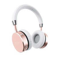 Наушники Satechi Aluminum Wireless Headphones Rose Gold