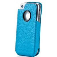 Чехол Capdase Capparel Protective Case Royal Blue для iPhone 4/4S