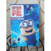Чехол Cartoon Case Minion Blue для iPad Mini/Mini 2/ Mini 3