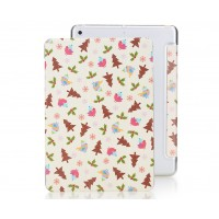 Чехол Rock Annes Garden White для iPad 2017 10.5""