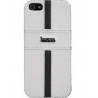 Чехол iMobo Refined Hybrid Series D4 White для iPhone 4/4S