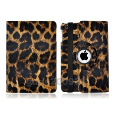 Чехол 360° Rotating Stand Case Leopard Brown для iPad 4/ iPad 3/ iPad 2