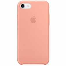 Чехол силиконовый Apple Silicone Case Flamingo/Фламинго для iPhone 6/6S Plus