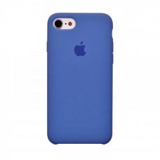 Чехол силиконовый Apple Silicone Case Royal Blue для iPhone 6/6S Plus