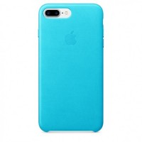 Чехол силиконовый Apple Silicone Case Sea Blue для iPhone 5/5S/5SE
