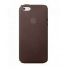 Чехол силиконовый Apple Silicone Case Dark Brown для iPhone 6/6S Plus