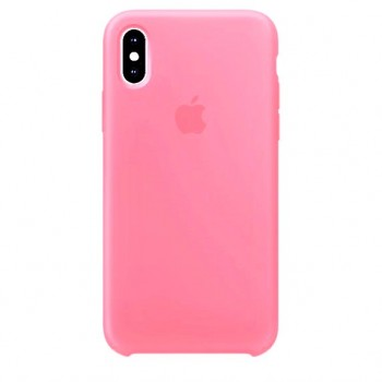 Чехол силиконовый Apple Silicone Case Watermelon для iPhone X/XS