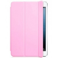 Чехол Apple Leather Smart Case Light Pink для iPad Air